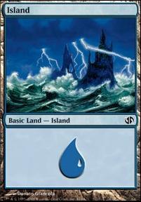Duel Decks: Jace Vs. Chandra: Island (32 C)