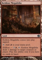 Duel Decks: Jace Vs. Chandra: Keldon Megaliths