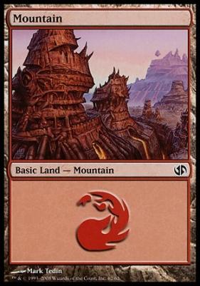 Duel Decks: Jace Vs. Chandra: Mountain (62 D)