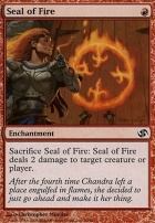 Duel Decks: Jace Vs. Chandra: Seal of Fire