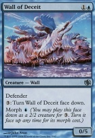 Duel Decks: Jace Vs. Chandra: Wall of Deceit