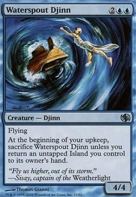 Duel Decks: Jace Vs. Chandra: Waterspout Djinn