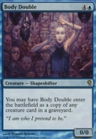 Duel Decks: Jace Vs. Vraska: Body Double