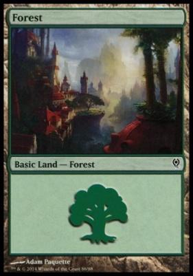 Duel Decks: Jace Vs. Vraska: Forest (86 C)