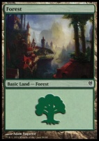 Duel Decks: Jace Vs. Vraska: Forest (86 C)