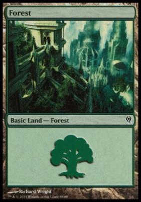 Duel Decks: Jace Vs. Vraska: Forest (88 E)