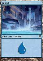 Duel Decks: Jace Vs. Vraska: Island (37 A)
