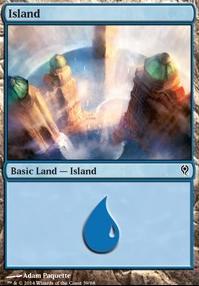 Duel Decks: Jace Vs. Vraska: Island (39 C)