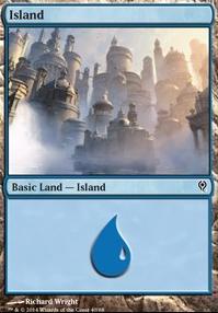 Duel Decks: Jace Vs. Vraska: Island (40 D)