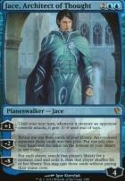 Duel Decks: Jace Vs. Vraska: Jace, Architect of Thought (Foil)
