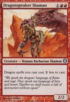 Duel Decks: Knights Vs. Dragons: Dragonspeaker Shaman