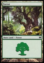 Duel Decks: Knights Vs. Dragons: Forest (46 D)