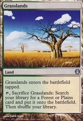 Duel Decks: Knights Vs. Dragons: Grasslands