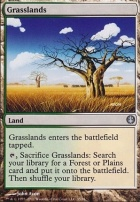 Duel Decks: Knights Vs. Dragons: Grasslands