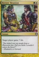 Duel Decks: Knights Vs. Dragons: Heroes' Reunion