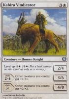 Duel Decks: Knights Vs. Dragons: Kabira Vindicator