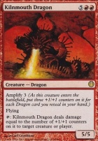 Duel Decks: Knights Vs. Dragons: Kilnmouth Dragon