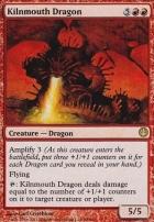 Duel Decks: Knights Vs. Dragons: Kilnmouth Dragon