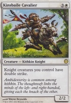 Duel Decks: Knights Vs. Dragons: Kinsbaile Cavalier