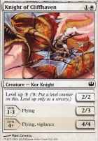 Duel Decks: Knights Vs. Dragons: Knight of Cliffhaven