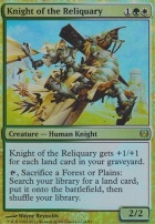 Duel Decks: Knights Vs. Dragons: Knight of the Reliquary (Foil)