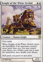 Duel Decks: Knights Vs. Dragons: Knight of the White Orchid