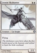 Duel Decks: Knights Vs. Dragons: Leonin Skyhunter