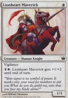 Duel Decks: Knights Vs. Dragons: Lionheart Maverick