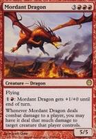Duel Decks: Knights Vs. Dragons: Mordant Dragon