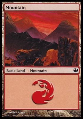 Duel Decks: Knights Vs. Dragons: Mountain (80 C)