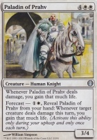 Duel Decks: Knights Vs. Dragons: Paladin of Prahv