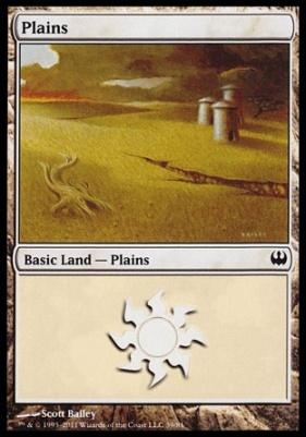 Duel Decks: Knights Vs. Dragons: Plains (39 A)