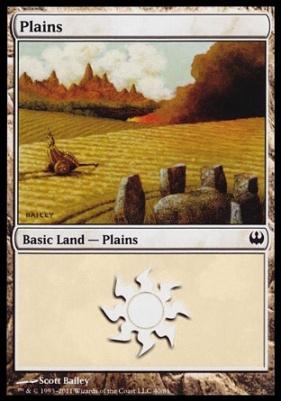 Duel Decks: Knights Vs. Dragons: Plains (40 B)