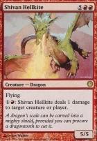Duel Decks: Knights Vs. Dragons: Shivan Hellkite