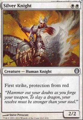 Duel Decks: Knights Vs. Dragons: Silver Knight