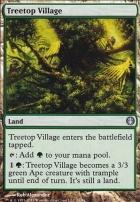 Duel Decks: Knights Vs. Dragons: Treetop Village