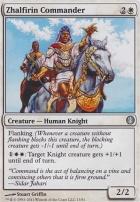 Duel Decks: Knights Vs. Dragons: Zhalfirin Commander