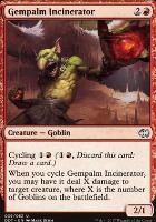 Duel Decks: Merfolk Vs. Goblins: Gempalm Incinerator