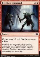 Duel Decks: Merfolk Vs. Goblins: Krenko's Command