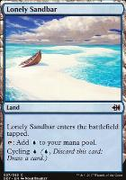 Duel Decks: Merfolk Vs. Goblins: Lonely Sandbar