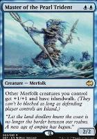 Duel Decks: Merfolk Vs. Goblins: Master of the Pearl Trident