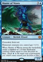 Duel Decks: Merfolk Vs. Goblins: Master of Waves (Foil)
