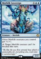 Duel Decks: Merfolk Vs. Goblins: Merfolk Sovereign