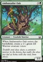 Duel Decks: Mind Vs. Might: Ambassador Oak