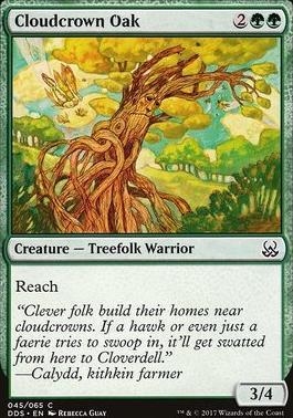 Duel Decks: Mind Vs. Might: Cloudcrown Oak
