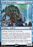 Duel Decks: Mind Vs. Might: Deep-Sea Kraken