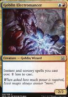 Duel Decks: Mind Vs. Might: Goblin Electromancer