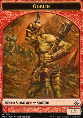 Duel Decks: Mind Vs. Might: Goblin Token