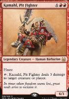 Duel Decks: Mind Vs. Might: Kamahl, Pit Fighter