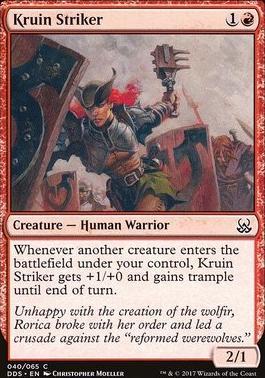Duel Decks: Mind Vs. Might: Kruin Striker
